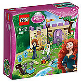 LEGO  Disney Princess Merdia's Highland Games 41051