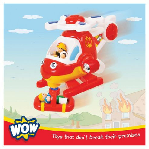 WOW Toys Fire Rescue Roary