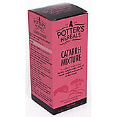 Potters Potters Catarrh Mixture - New Packaging 150ml Liquid