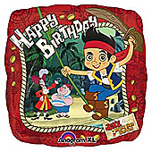 "Jake & Neverland Pirates Balloon - 18"" Foil (each)"