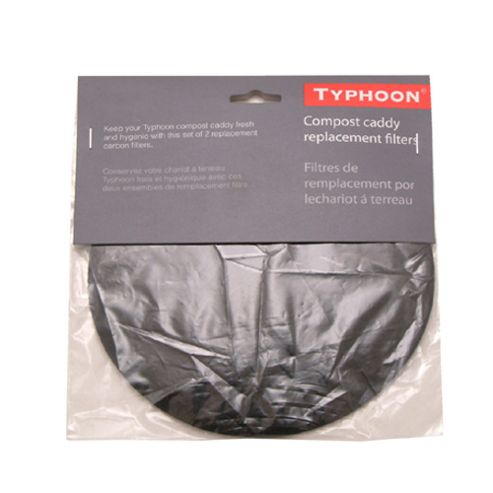 Typhoon Vintage Set of 2 Carbon Filters