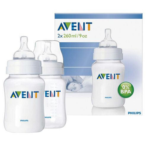 Philips Avent Bottle - Classic - 260ML - 2 pack