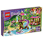 LEGO Friends Jungle Rescue Base 41038
