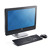 Dell OptiPlex 9020 (23 inch) All-in-One PC Core i3 (4130) 3.1GHz 4GB 500GB DVD-RW LAN BT Webcam Windows 7 Pro 64-bit (HD Graphics 4400)