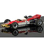Scalextric Slot Car C3656A Team Lotus 49 Ltd Ed
