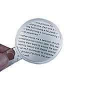 Economy Handheld Magnifier 3.25x
