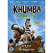 Khumba: A Zebra's Tale (DVD)
