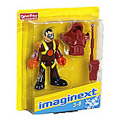 Fisher Price Imaginext Action Figure Pilot