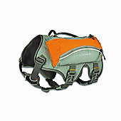 Ruff Wear Singletrak Dog Pack in Orange Sunset - Large (86cm - 114cm W)