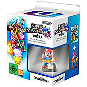 Super Smash Bros & Mario amiibo (WiiU)