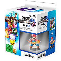 Super Smash Bros & Mario amiibo (WiiU)