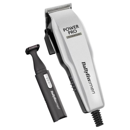BaByliss For Men Pro Power Titanium 7446U