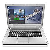 "Lenovo IdeaPad 500 13.3"" Intel Core i7 Windows 10 8GB RAM 128GB SSD Laptop White"