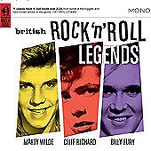 British Rock N Roll Legends