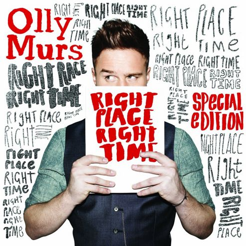Olly Murs - Right Place Right Time (Repack + New Track Cd/Dvd)