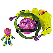 Fisher Price Imaginext Ion Orbiter 2014 Toy