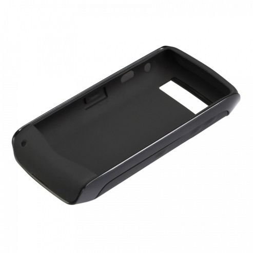 2 Piece Hard Shell Case for the Pearl 9105 - Black with Black skin