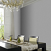 Graham & Brown Gloriental LLB Wallpaper - Grey