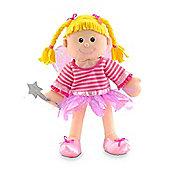 Fiesta Crafts 33cm Fairy Hand Puppet