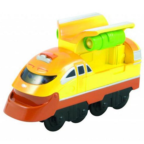 Tomy Chuggington Jet Pack Action Chugger Light and Sound