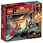 LEGO Super Heroes Iron Man vs The Mandarin: Ultimate Showdown 76008
