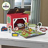 Farm Travel Box Play Set