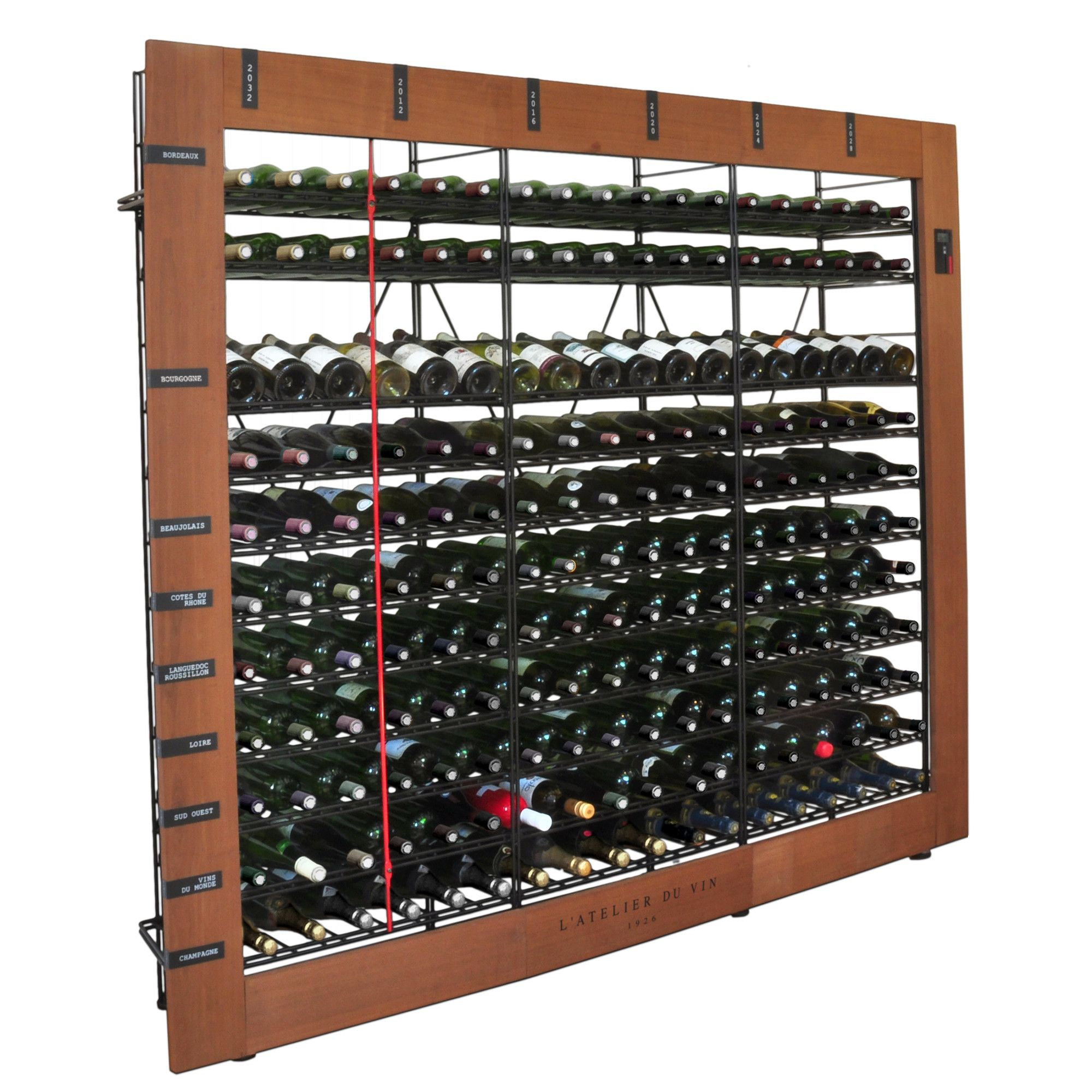 L'Atelier du Vin Storing Les Caves Smart Cellars Additional Unit (66 Bottles) at Tesco Direct
