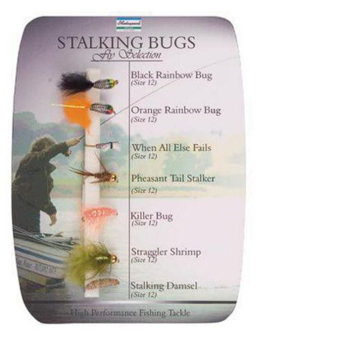SHAKESPEARE FLY SELECTION NO 1 STALKING BUGS