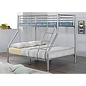 Birlea NexusTriple Sleeper Metal Bunk Bed