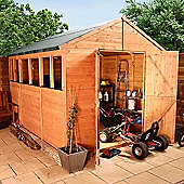 BillyOh 5000 10 x 8 Tongue & Groove Apex Shed