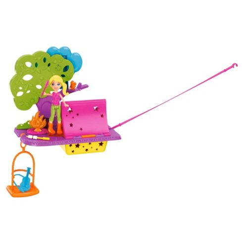 Polly Pocket Wall Party Camp