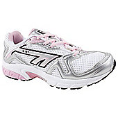 Hi-Tec Ladies R157 White and Pink Active Trainers