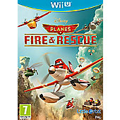 Disney Planes Fire & Rescue Wii U