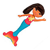 Dora The Explorer Dive & Swim Mermaid Doll