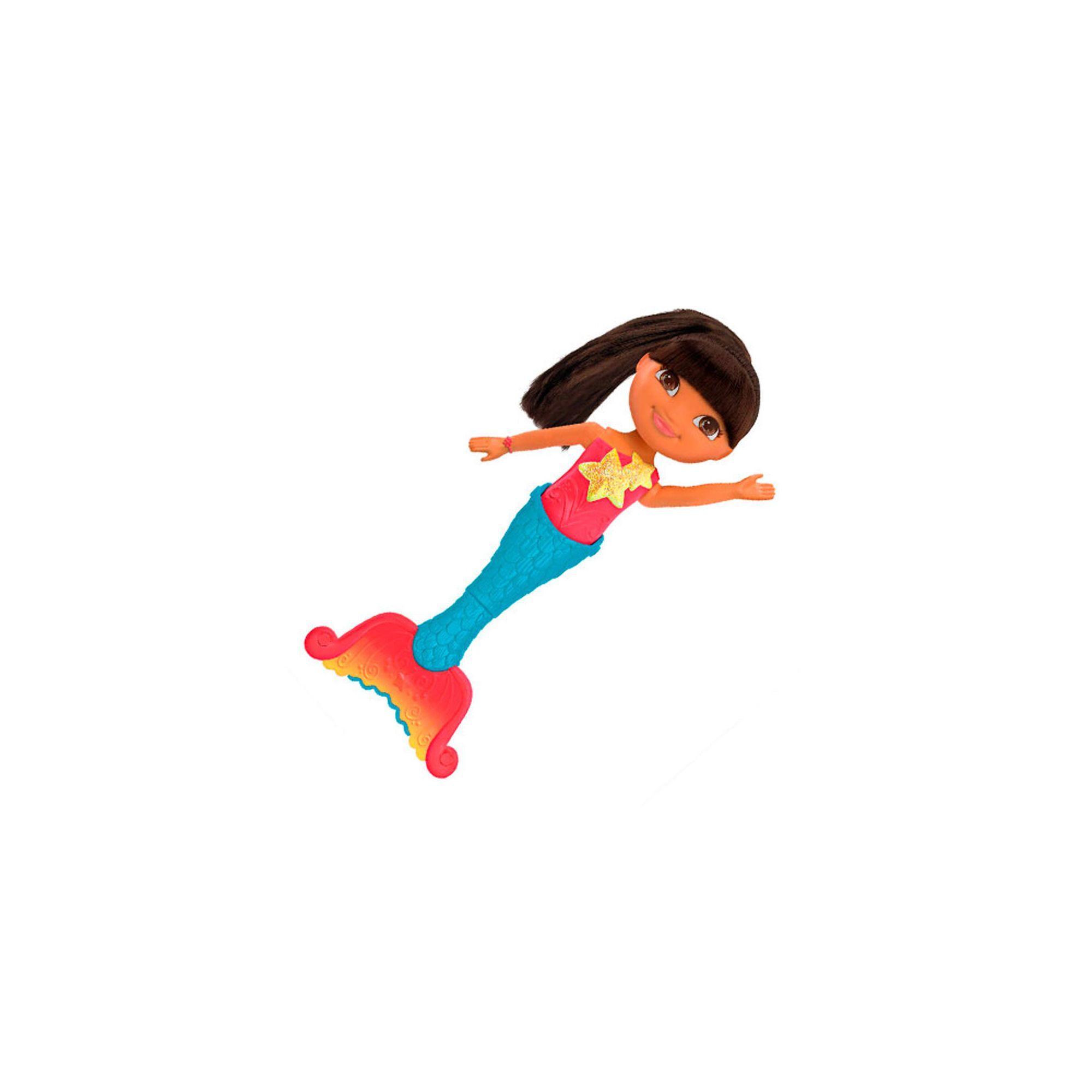 Dora The Explorer Mermaid Sparkle And Twirl Commercial: Myshop