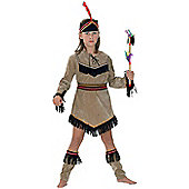 Native American Girl - Medium