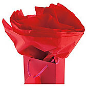 Valentines Red Tissue