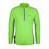 Ride Mens Long Sleeve Bike Top - Yellow