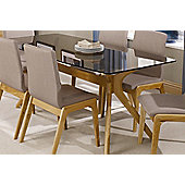 Home Zone Portofino Dining Table