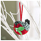 Tesco Robin Hanging Decoration