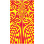 Deyongs Sunray Beach Towel 75x160cm