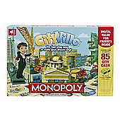 Monopoly Cityville Game