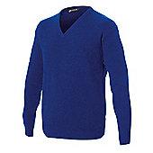 Sunderland Mens Auckland Lambswool Sweater - Multi