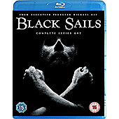 Black Sails Series 1 - Blu Ray