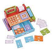 Bigjigs Toys BJ452 Shop Till with Scanner