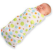 BreathableBaby Pocket Swaddles Fashion Collection in Safari Dot