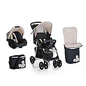 Hauck Shopper Shop n Drive Travel System (Charcoal Mickey)
