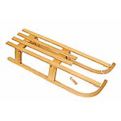 Coyote Wooden Sledge Folding 110cm Boxed