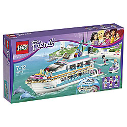 LEGO Friends Dolphin Cruiser 41015
