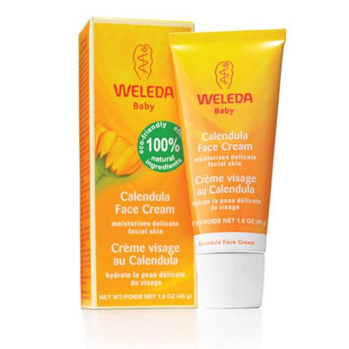 Calendula Cream (For The Face) (50ml Cream)
